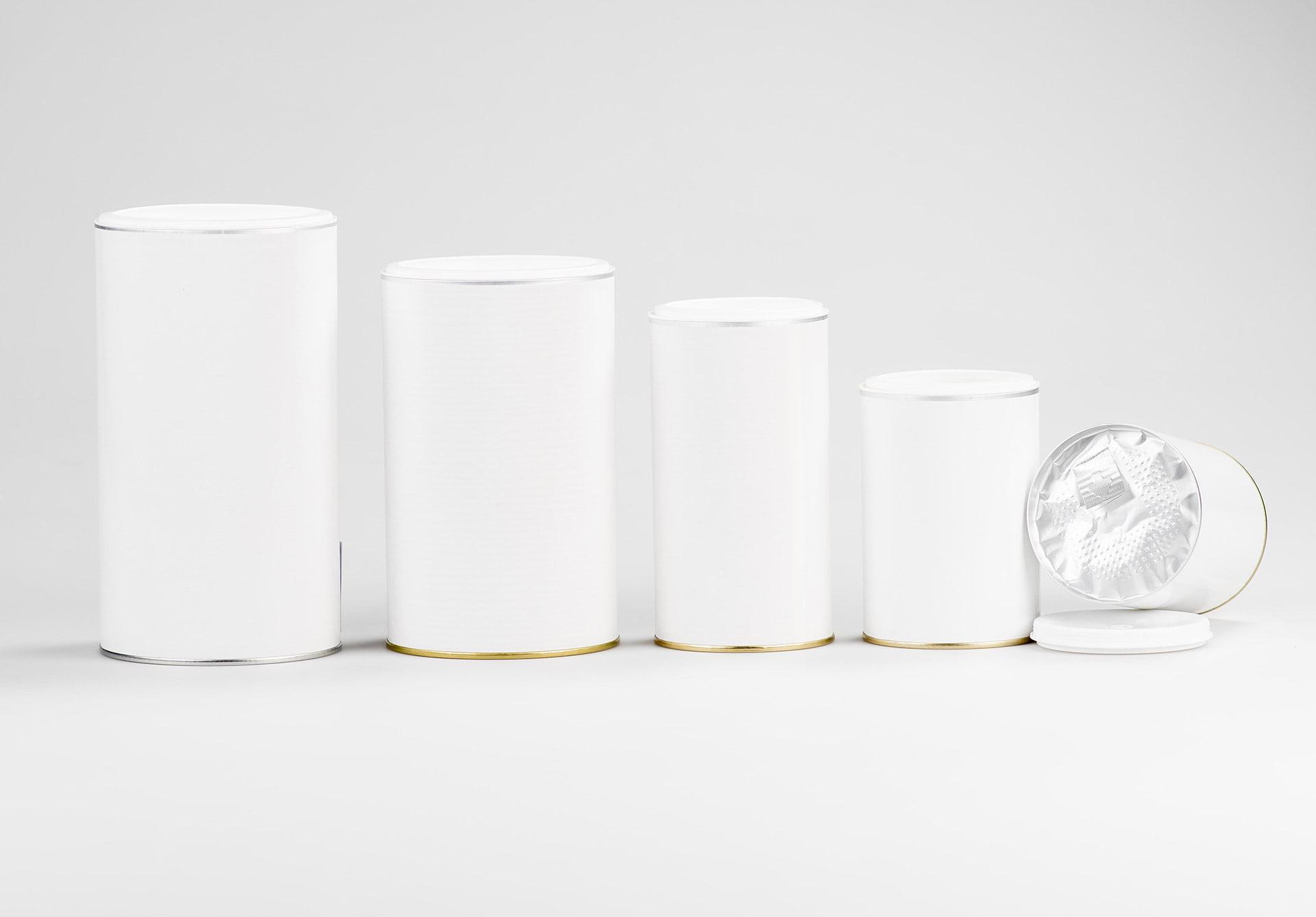 Packaging Tins Powder