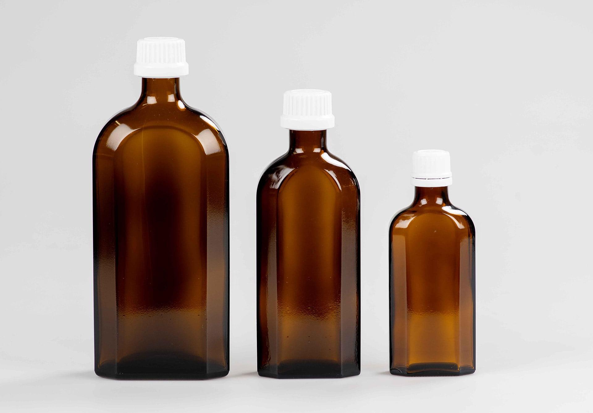 Packaging Bottles Liquids