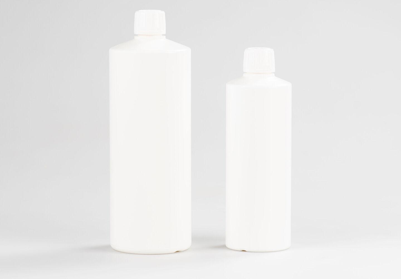 PVC-Flaschen