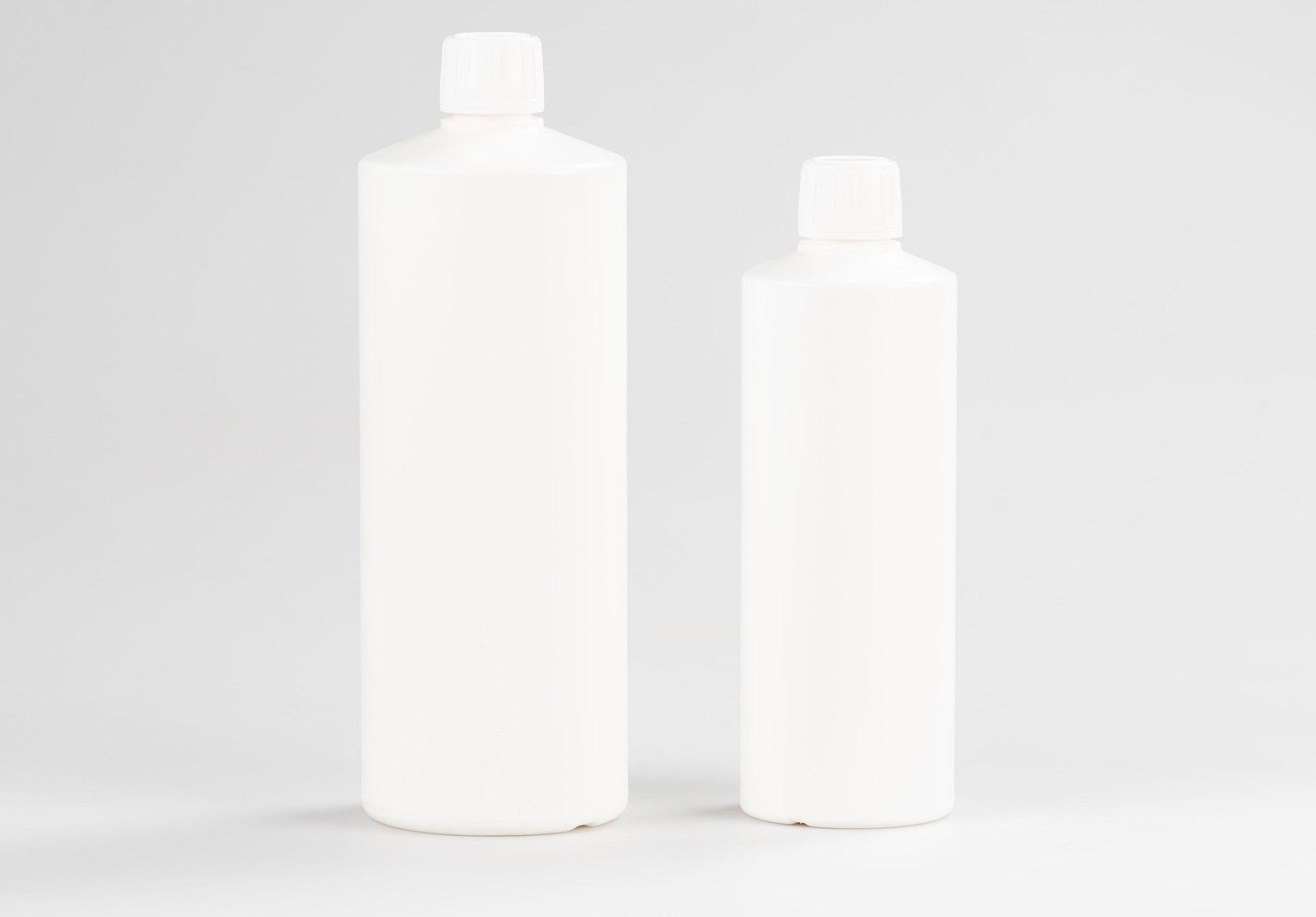 PVC-Bottles Liquids
